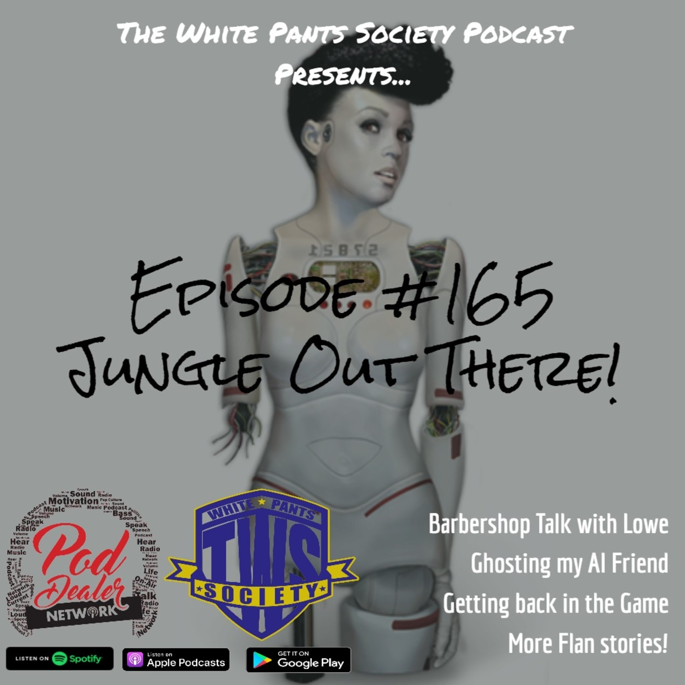 The White Pants Society Podcast